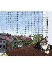 TRIXIE Red protección, 4 x 3 m, Negro, Gato