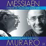 Messiaen - Intégrale de l'oeuvre pour piano solo (Coffret 7 CD + 2 DVD)