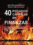40 pecados capitales en finanzas