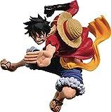 Banpresto-BP16559 Accion, One Piece, World Figure Colosseum Vi Vol 3, Luffy, Color (Bandai BP16559)