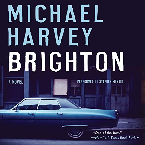 Brighton audiobook cover art