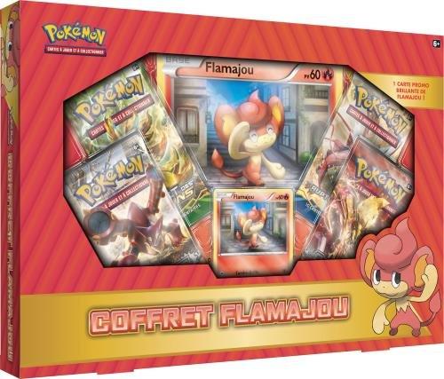 Coffret Pokémon Flamajou - Noël 2016 - En Français