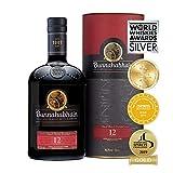 Bunna hab Hain 12anni di Islay Single Malt Scotch Whisky, 700 ml