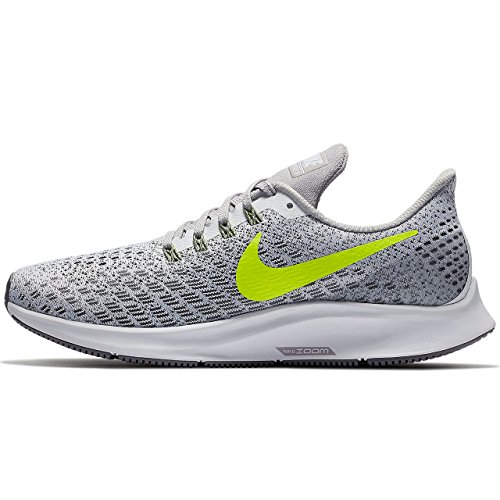 Nike Wmns Nike Air Zoom Pegasus 35, Women's Running, Multicolored (White/Volt/Gunsmoke/Atmosphere Grey 101), 2.5 UK ( EU)