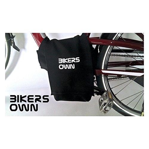 BikersOwn 2085800700 Antriebsschutz, schwarz, 30 x 20 x 20 cm