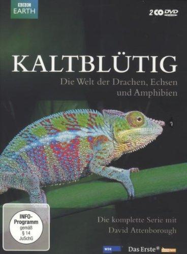 Die Welt der Drachen, Echsen und Amphibien (2 DVDs)