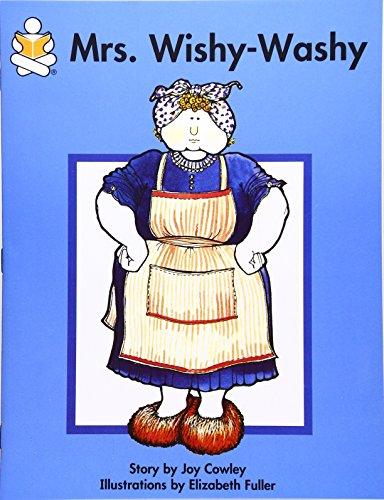 Mrs. Wishy-Washy (Story Box)