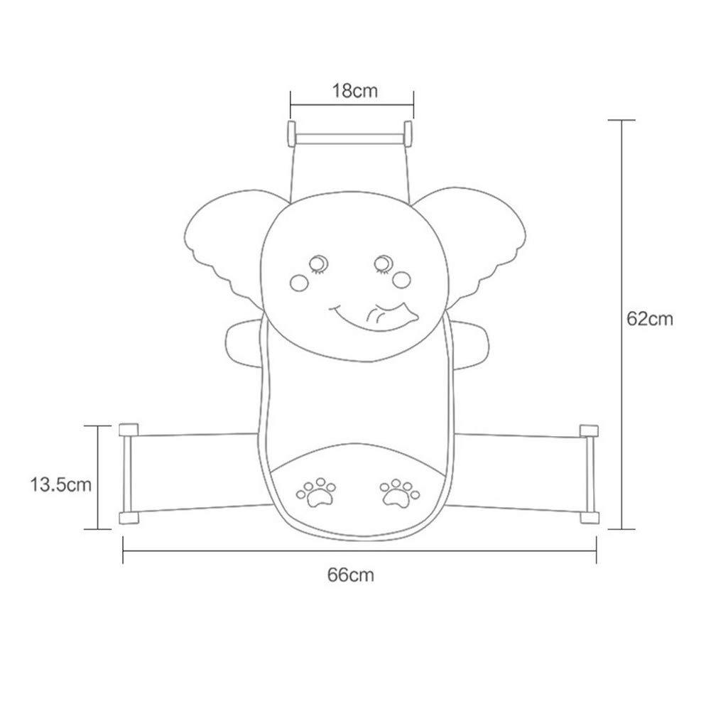 LISI Soporte para Baño de Bebé Hamaca Bañera Respirable