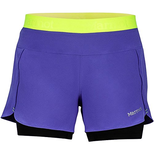 Marmot Short & 3/4 broek dames Pulse Short Dames