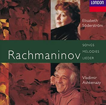 Rachmaninov: The Songs