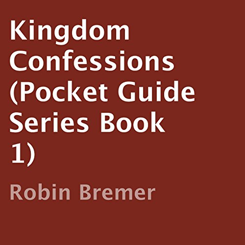 Kingdom Confessions audiobook cover art