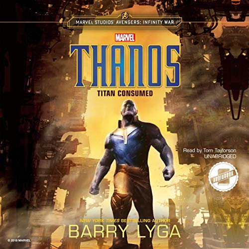 Marvel's Avengers: Infinity War: Thanos cover art