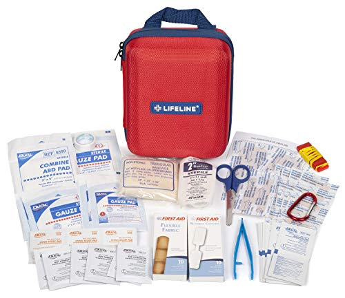 Product Image 1: First My Family All-in-One 4-Person Premium Disaster Preparedness Survival Kit/Earthquake Kit with 72 Hours of Survival and First-Aid Supplies 4PKIT, FMF4PR