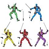 Marvel Legends Deadpool's Rainbow Squad 5-Pack