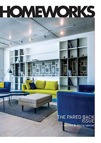 HOME WOKS: THE PARED BACK ISSUE (English Edition)