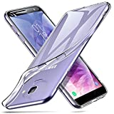 ESR Samsung Galaxy J6 Case, Crystal Clear