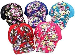 BEESCLOVER Baseball Cap Women's Vintage Printing Adjustable Hats Snapback Summer Casual Hats Hip Hop Hot Sale Flat Caps Wholesale