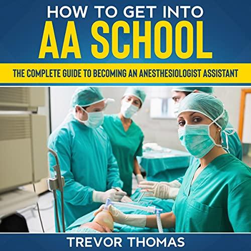 『How to Get into AA School』のカバーアート