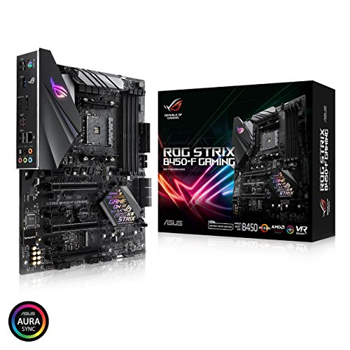 ASUS PB AM4 ROG Strix B450-F Gaming ATX, 4XDDR4 2933 SATA3 USB3.0