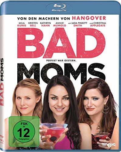 Bad Moms [Blu-ray]