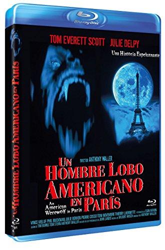 Un Hombre Lobo Americano en París BD 1998 An American Werewolf in Paris [Blu-ray]