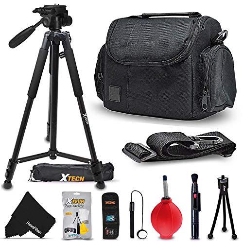 Accessories kit for PANASONIC Lumix DC-S5, S1H, G100 G95 G90 ZS80 S1 S1R DMC-GX8 GX9 GX7 FZ300 G7 GF7 LX100 GM5 FZ1000 GH4 LZ40 LZ30 GM1 Digital Camera + Accessory Bundle