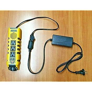 Transformador de Corriente y hercios Cambia de 220V y 50 HZ a 110V ...