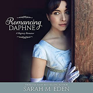 Romancing Daphne                   By:                                                                                                                                 Sarah M. Eden                               Narrated by:                                                                                                                                 Luone Ingram                      Length: 11 hrs and 43 mins     100 ratings     Overall 4.4