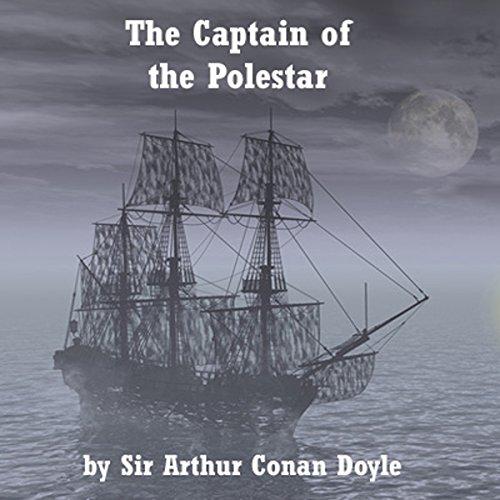 The Captain of the Pole Star audiobook cover art