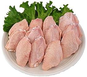 [冷凍] 鹿児島県産若どり手羽なか(煮込み、唐揚げ用)500g