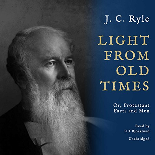 Light from Old Times audiobook cover art