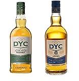 Dyc - Malta Estuchado 40% Botella 70 cl Whisky + Dyc - Whisky 8A, 40º, 0.7 L