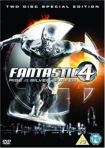 Fantastic Four - Rise Of The Silver Surfer (2 Disc Special Edition) [Edizione: Regno Unito] [Edizione: Regno Unito]