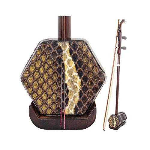 Erhu, Fragrant Mahagoni Erhu, Anfänger, Erwachsene Kinder, Erhu, ethnische Instrumente (Größe: 83cm) DUZG (Size : 83cm)