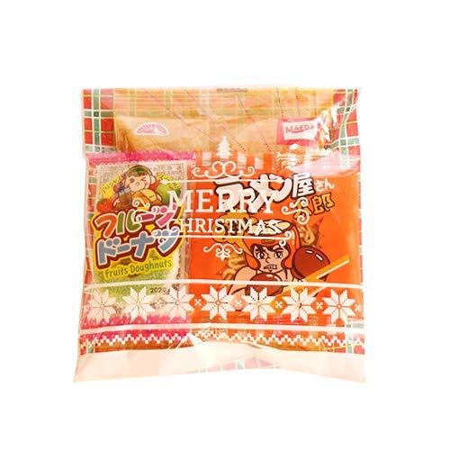 クリスマス袋 110円 お菓子 詰め合わせ(Eセット) 駄菓子 袋詰め おかしのマーチ