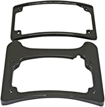 Best harley license plate frame with turn signals Reviews