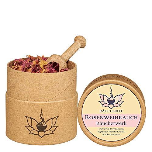 Räucherfee Rosenweihrauch - 50ml