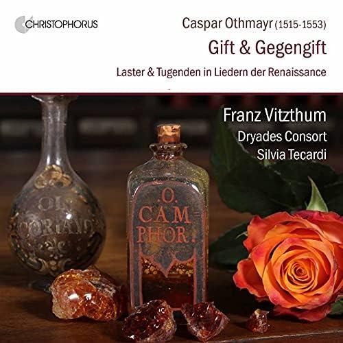 Franz Vitzthum, Dryades Consort & Silvia Tecardi