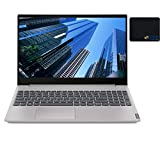 Lenovo Ideapad S340 Laptop, 15.6' Full HD IPS Screen, 10th Gen Intel Core i7-1065G7 Quad-Core Processor, 12GB RAM, 512GB SSD, Backlit Keyboard, Wi-Fi, Webcam, HDMI, Windows 10 Home, KKE Bundle, Grey