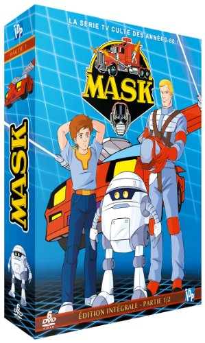 Mask-Partie 1 (6 DVD)