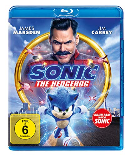 Sonic the Hedgehog [Blu-ray]