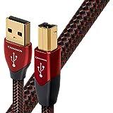 """オーディオクエスト オーディオグレードUSBケーブル(0.75m・1本)【A】タイプ⇒【B】タイプaudio-quest""""シナモン"""" USB2 Cinnamon 0.75M/A to B"""