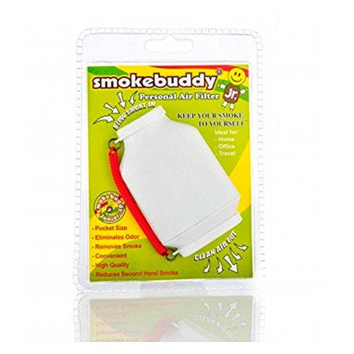 Smoke Buddy White Junior Personal Air Filter