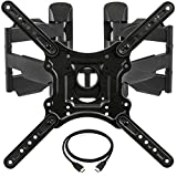 InstallerParts Corner TV Wall Mount for Most...