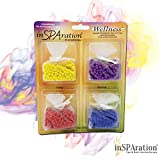 inSPAration Aromatherapy Air Bead Assortment Set for Hot Tubs and Walk-In Tub Canisters