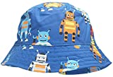TotMore Robot Unisex Baby Toddler Bucket Sun Protection Hat