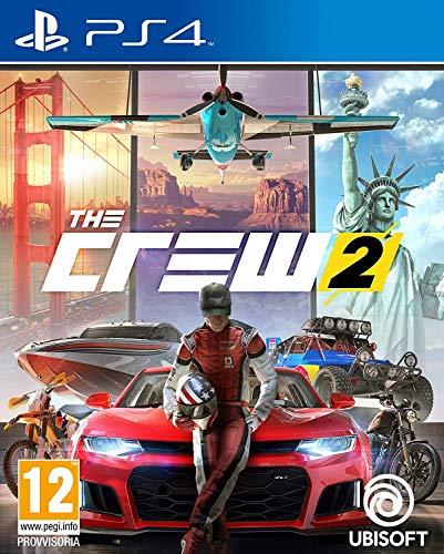 THE CREW 2 PS4 [ ] [Edizione: Germania]