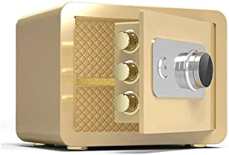 Z-COLOR Home Mini Mechanical Password Security Safe Box Invisible Fire Prevention Anti-Theft Deposit Box Bedside Into Ward...