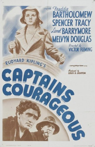 Price comparison product image Captains Courageous Movie Poster 24Inx36In 01