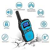 Zoom IMG-1 wishouse walkie talkie ricaricabili 4